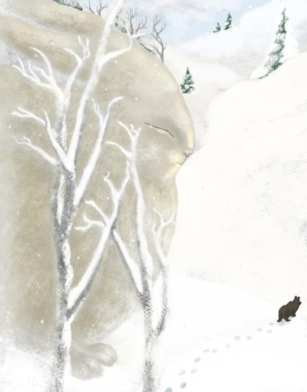 snowharefin